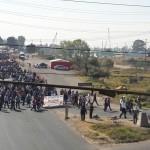 Cumplir con el vale de fin de año, exige trabajadores de Chapingo