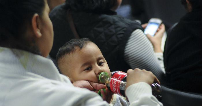 No comen carne 80% de los niños de entre 6 meses y 4 años