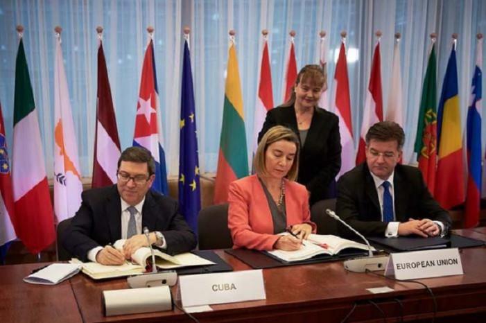 Cuba y la Unión Europea reanudaron relaciones diplomáticas