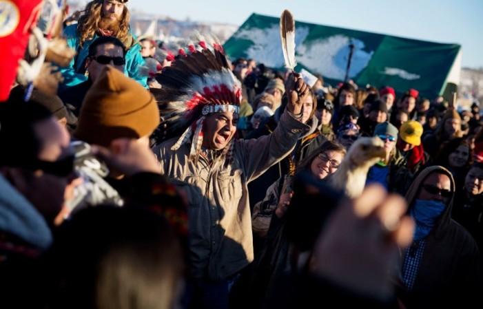 Estados Unidos paraliza la construcción de oleoducto en Dakota del Norte