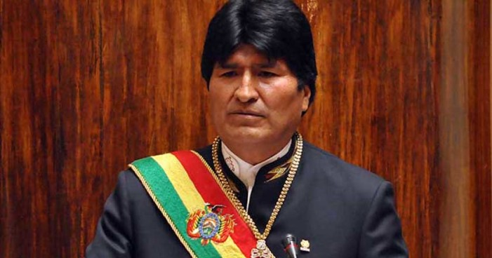 Bolivia exige retribución al Daily Mirror por nota falsa sobre Evo Morales