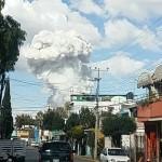 Esperan reabrir mercado de pirotecnia de Tultepec