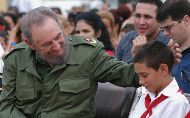 'El ejemplo de Fidel debería guiar el mundo': Unesco