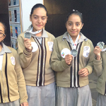 Alumnas de secu crean detector de fugas de agua premiado por Samsung