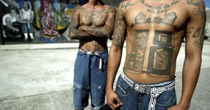 103 presuntos marasalvatrucha, detenidos en Chiapas