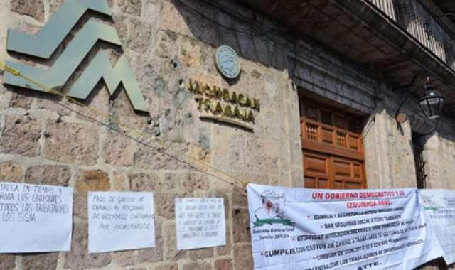 michoacán protestas
