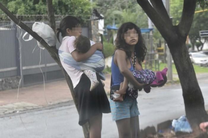 Mujeres en situación de calle, víctimas de violaciones y amenazas por autoridades capitalinas