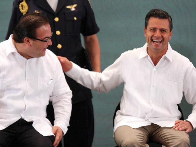Peña Nieto celebrará con 8,500 servidores públicos su cuarto año de gobierno
