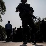 'Ofrecieron' 500 pesos a policías del Edomex por cada voto que consiguieran por Del Mazo