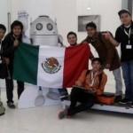 Alumnos del IPN ganan segundo lugar en concurso de robots en Rumania