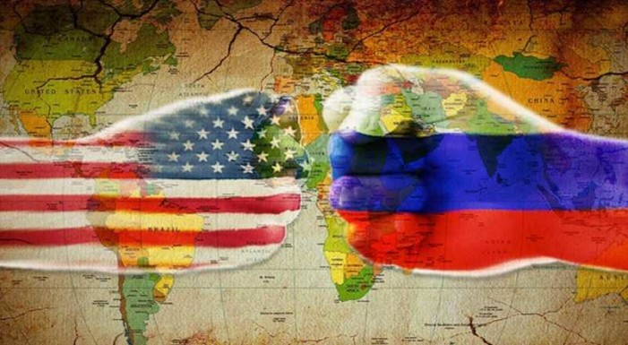 ¿A quién beneficia el conflicto con Rusia?