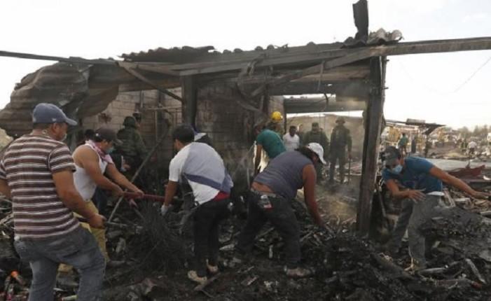 Muere una persona más por tragedia de Tultepec