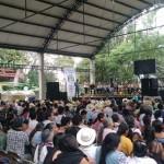 Cuetzalan resiste a los 'proyectos de muerte' avalados SEMARNAT y ejecutados por CFE