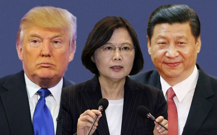 Trump podría romper relaciones diplomáticas con China