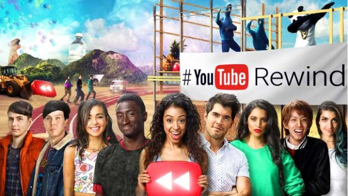 YouTube Rewind presenta los mejores momentos del 2016