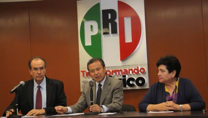 PRI respalda gasolinazo; advierte no habrá marcha atrás