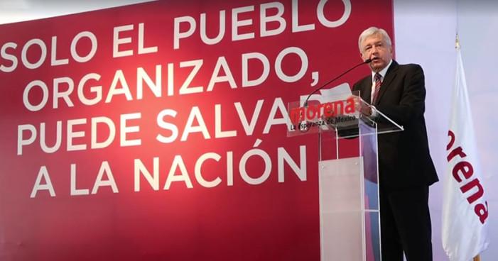 'AMLO avanza por descontento con Peña', advierte reporte de EU
