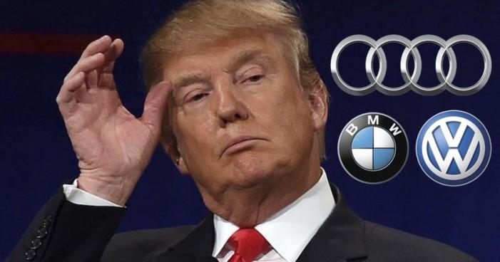 Audi, VW y BMW planean seguir en México pese a Trump