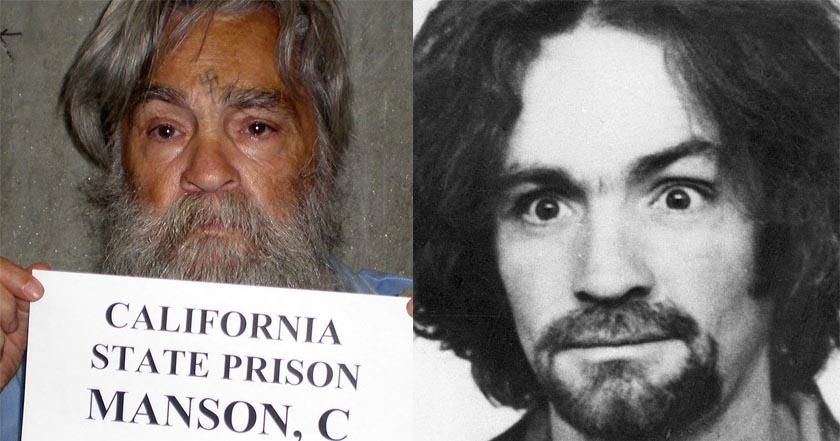 Charles Manson está 'gravemente enfermo', fue llevado a un hospital
