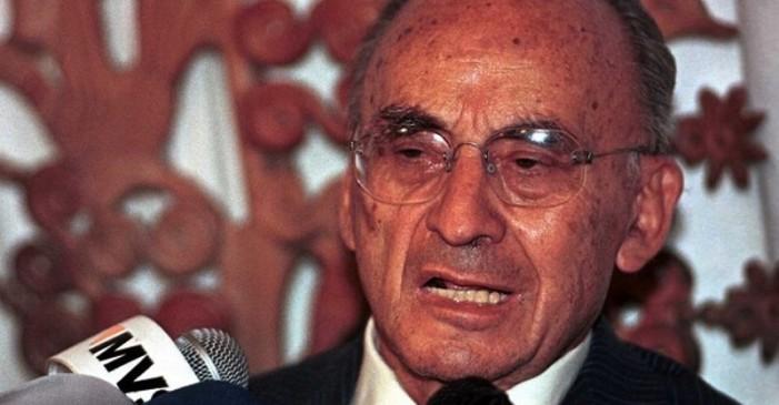 PGR deberá difundir declaraciones de Luis Echeverría sobre la 'guerra sucia', ordenó INAI