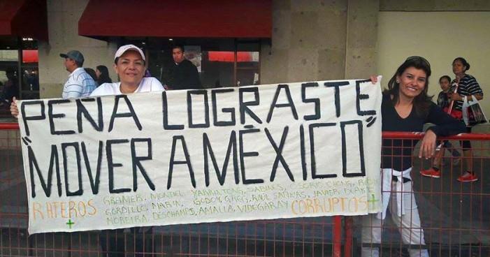 México se mueve contra el gasolinazo
