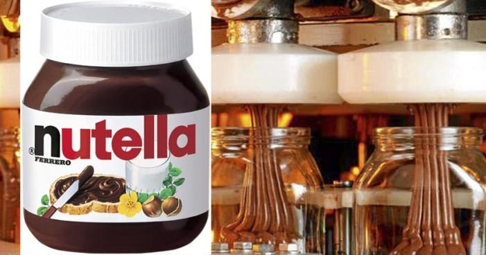 ¡Nutella cambia su receta…! Pero aún contiene el cancerígeno aceite de palma