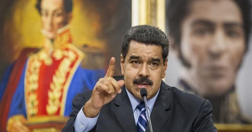 Parlamento venezolano Venezuela destituir a Nicolás Maduro