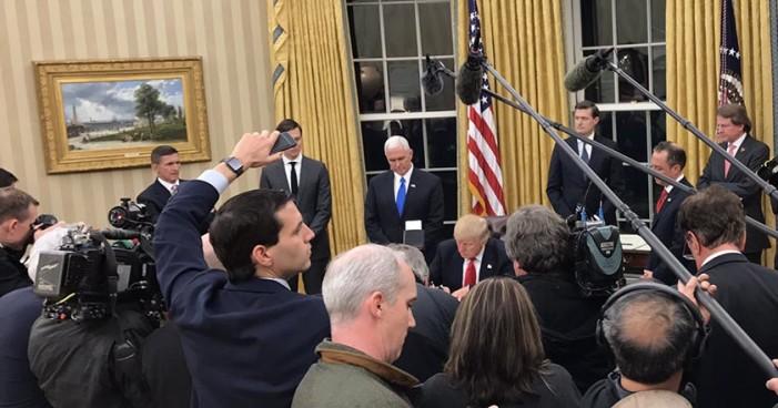 Trump retiró a EU del Acuerdo Transpacífico (TPP)