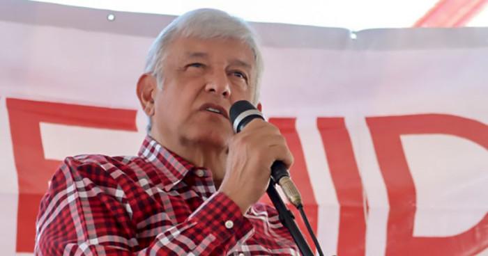 Tlalmanalco Edomex Morena AMLO Andrés Manuel López Obrador epn donald trump muro