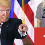 'Un montón de basura fracasada', Buzzfeed adopta eslogan ideado por Trump