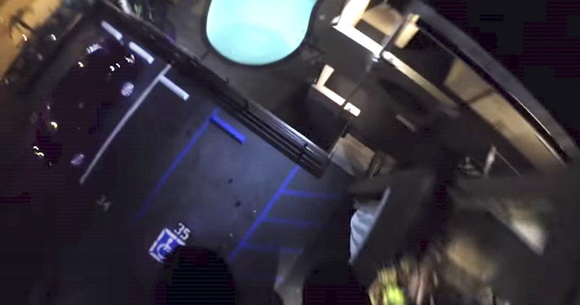 Youtuber quiere vistas para su canal, se tira de terraza se rompe las piernas captura video