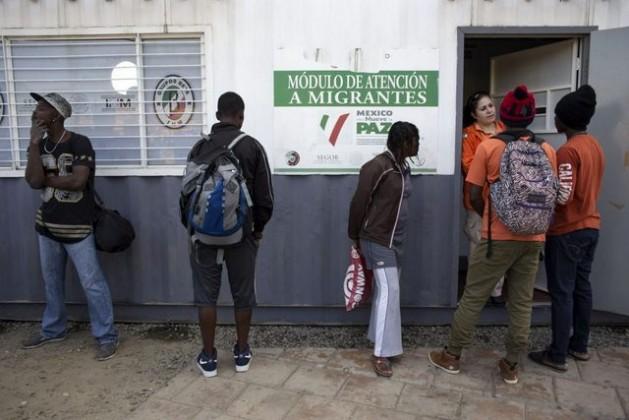 africanos migrantes