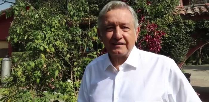 AMLO llama a la unidad sin distinción de partidos en nuevo spot (video)