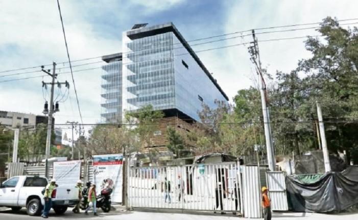 Mil millones de pesos gastó la ASF en nuevo edificio