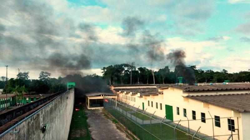 cárcel brasil