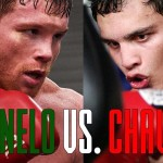 El 'Canelo' Álvarez y JC Chávez JR pelearán el 5 de mayo