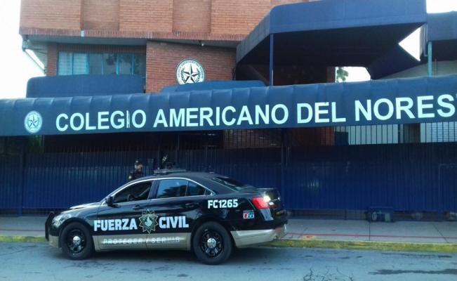 Fue perito quien se robó video de balacera en colegio de Monterrey y lo subió a las redes sociales