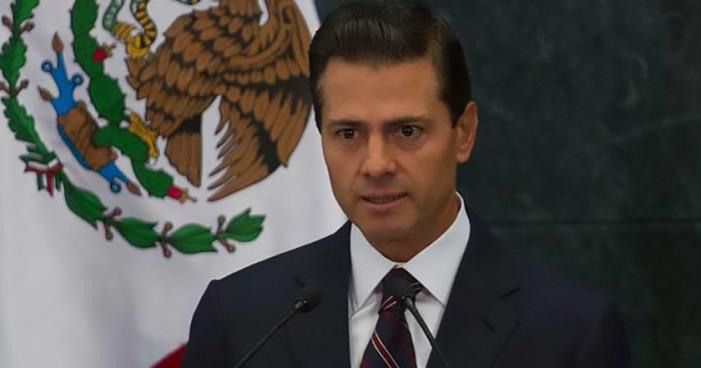 Peña insiste en que México tiene potencial a través del turismo