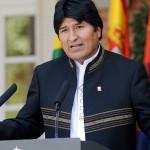Evo Morales visita Cuba para tratar problemas de salud
