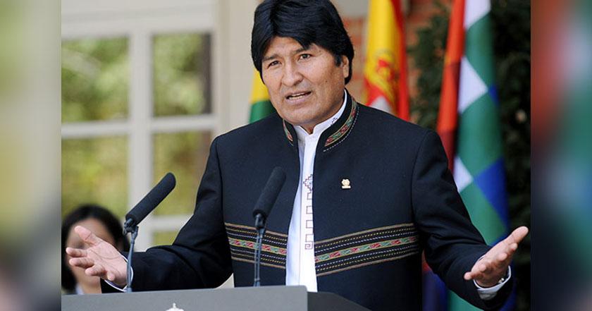 evo morales bolivia méxico mirar al sur américa latina latinoamérica hs