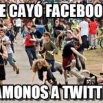 Se cae Facebook, no deja entrar a administradores a sus páginas; llueven memes