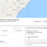 "Facebook activa ""safety check"" por balacera en Playa del Carmen"