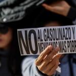 'Protestas contra gasolinazo, avivadas por hartazgo a la corrupción': CCE