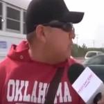 Joven predice choque y sucede segundos después (VIDEO)