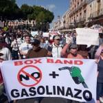 Antes que gasolinazo Gobierno pudo recortar coches, publicidad y bonos