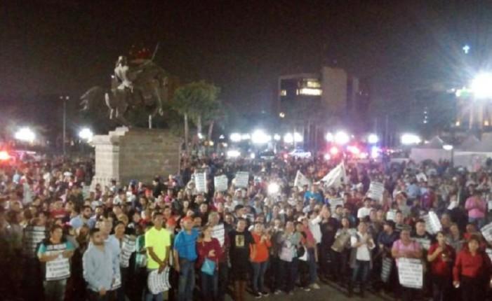 Monterrey vuelve a marchar contra gasolinazo