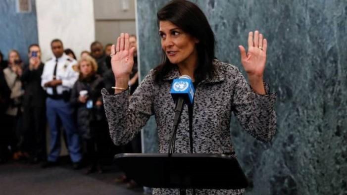 'El tiempo para conversar sobre Corea del Norte se acabó': Embajadora de EU en la ONU
