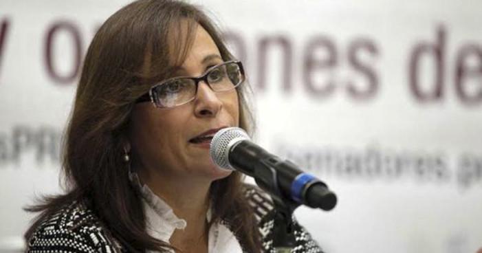 Rocío Nahle señala al gobierno como represor y por acallar testigos en el caso Eugenio Hernández