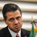 SAO PAULO, BRAZIL - SEPTEMBER 19: President-elect of Mexico Mr. Enrique Peña Nieto talks during a visit to the Federation of Industries of the State of São Paulo (Fiesp) on September 19, 2012 in Sao Paulo, Brazil. (Photo by Vanessa Carvalho/News Free/LatinContent/Getty Images)