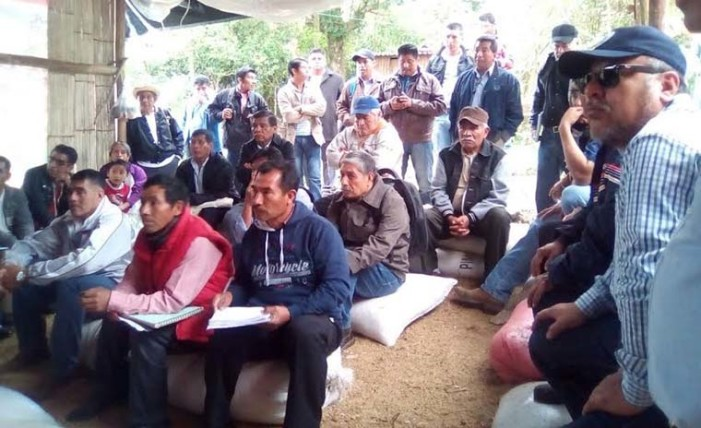 A ritmo de huapango se realizó la 19 Asamblea de Defensores del Territorio